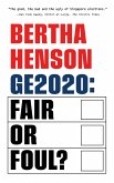GE2020: Fair or Foul? (eBook, ePUB)