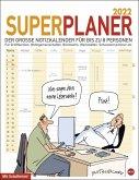 Butschkow Superplaner - Kalender 2022
