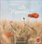 Ich wünsch dir... Stille Momente 2022. Postkartenkalender