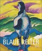 Der Blaue Reiter - Kalender 2022