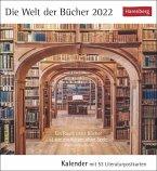 Die Welt der Bücher Kalender 2022