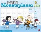 Peanuts Monatsplaner - Kalender 2022