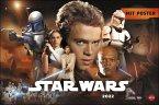 Star Wars Broschur XL - Kalender 2022