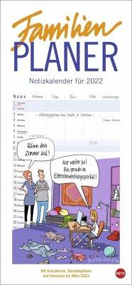 Butschkow Familienplaner - Kalender 2022 - Butschkow, Peter