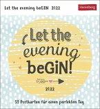 Let the evening beGIN Kalender 2022