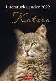 Katzen. Literaturkalender 2022