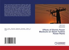 Effects of Electric Power Blackouts on Steam Turbine Power Plants