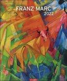 Franz Marc - Kalender 2022