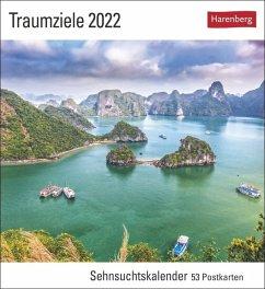 Traumziele - Kalender 2022