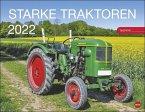 Traktoren Kalender 2022