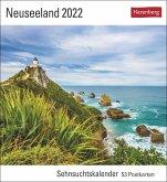 Neuseeland - Kalender 2022