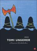 Tomi Ungerer Edition - Kalender 2022