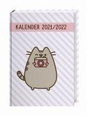 Pusheen 17-Monats-Kalenderbuch Kalender 2022
