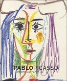 Pablo Picasso Kalender 2022