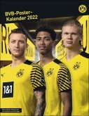 Borussia Dortmund Posterkalender 2022