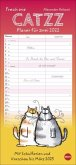 Catzz Planer für zwei - Kalender 2022