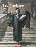 Honoré Daumier Die Juristen - Kalender 2022