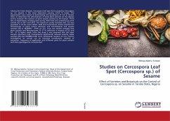 Studies on Cercospora Leaf Spot (Cercospora sp.) of Sesame