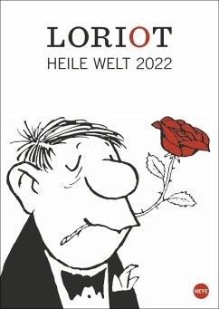 Loriot Heile Welt - Kalender 2022 - Loriot