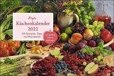 Küchenkalender Broschur XL - Kalender 2022
