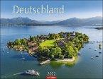 Deutschland Kalender 2022