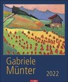 Gabriele Münter Kalender 2022