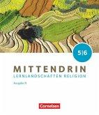Mittendrin Band 1: 5./6. Schuljahr - Nordrhein-Westfalen - Schülerbuch