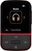 SanDisk Clip Sport Go New 16GB Red SDMX30-016G-E46R