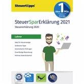 SteuerSparErklärung 2021 Lehrer (für Steuerjahr 2020) PC (Download für Windows)