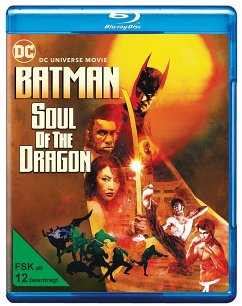 DCU: Batman Soul of the Dragon