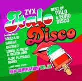 Zyx Italo Disco New Generation Vol.18