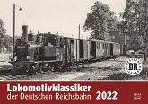 Lokomotivklassiker der Deutschen Reichsbahn 2022