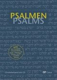 Psalmen (Chorbuch SATB), Chorleiterband, m. Audio-CD