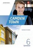 Camden Town 6. Workbook mit Audios. Allgemeine Ausgabe für Gymnasien