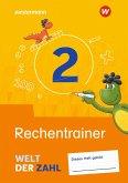 Welt der Zahl 2. Rechentrainer. Allgemeine Ausgabe