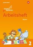 Denken und Rechnen 2. Arbeitsheft. Für Grundschulen in Bayern
