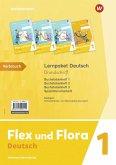 Flex und Flora 1. Paket Deutsch 1 GS (Grundschrift)