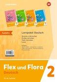 Flex und Flora 2. Paket Deutsch 2: Für die Ausleihe