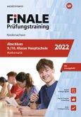 FiNALE Prüfungstraining Abschluss 9./10. Klasse Hauptschule Niedersachsen. Mathematik 2022
