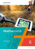Mathematik - Ausgabe N. Arbeitsheft mit Lösungen 6