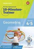 Fit fürs Gymnasium - 10-Minuten-Trainer. Übertritt 4 / 5 Mathematik Geometrie
