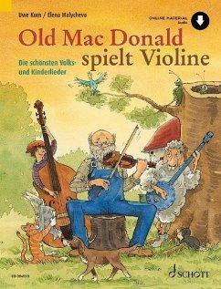 Old Mac Donald spielt Violine
