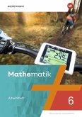 Mathematik 6. Arbeitsheft mit Lösungen. Regionale Schulen in Mecklenburg-Vorpommern