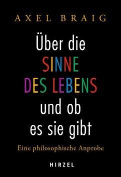 Über die Sinne des Lebens und ob es sie gibt (eBook, ePUB) - Braig, Axel