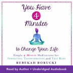 You Have 4 Minutes to Change Your Life (MP3-Download)