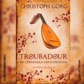 Troubadour - Die Löwenherz-Verschwörung (Ungekürzt) (MP3-Download)