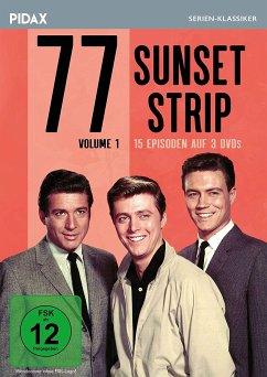 77 Sunset Strip - Volume 1 Pidax-Klassiker - 77 Sunset Strip