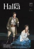 Halka-Oper In 4 Akten