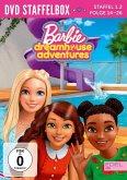 Barbie Dreamhouse Adventures - Staffelbox 1.2 - Die DVD zur TV-Serie (Folge 14 - 26)