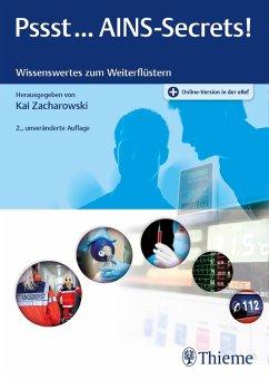 Pssst...AINS-Secrets! (eBook, ePUB)